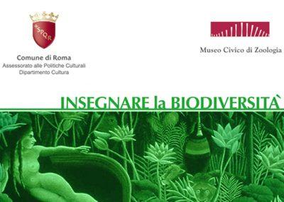 Insegnare la biodiversità
