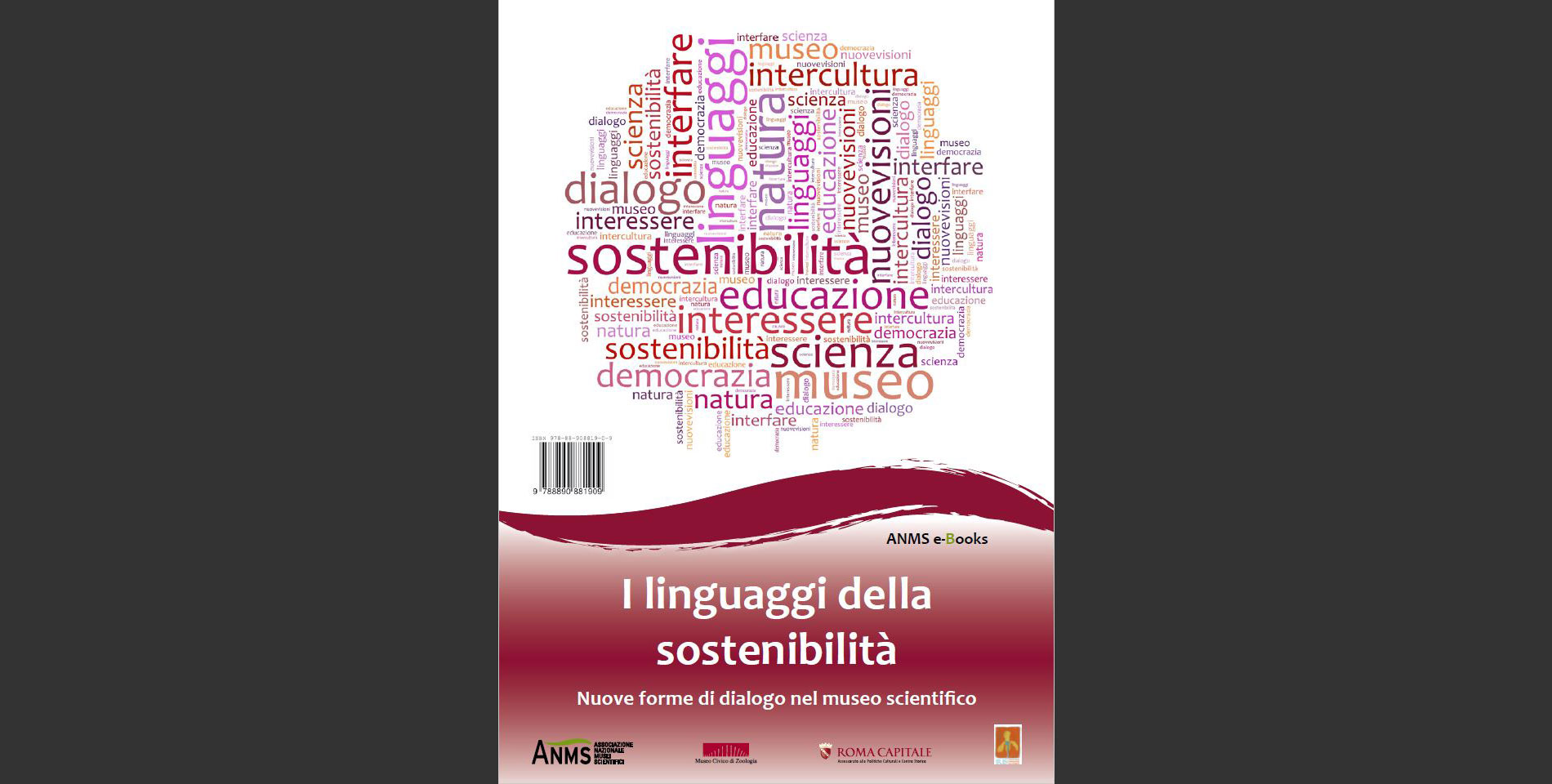 Copertina e-book Linguaggi della Sostenibilità