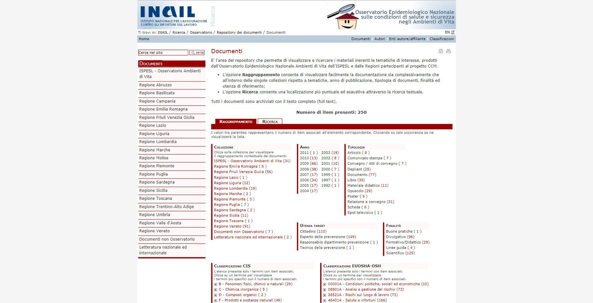 Repository digitale