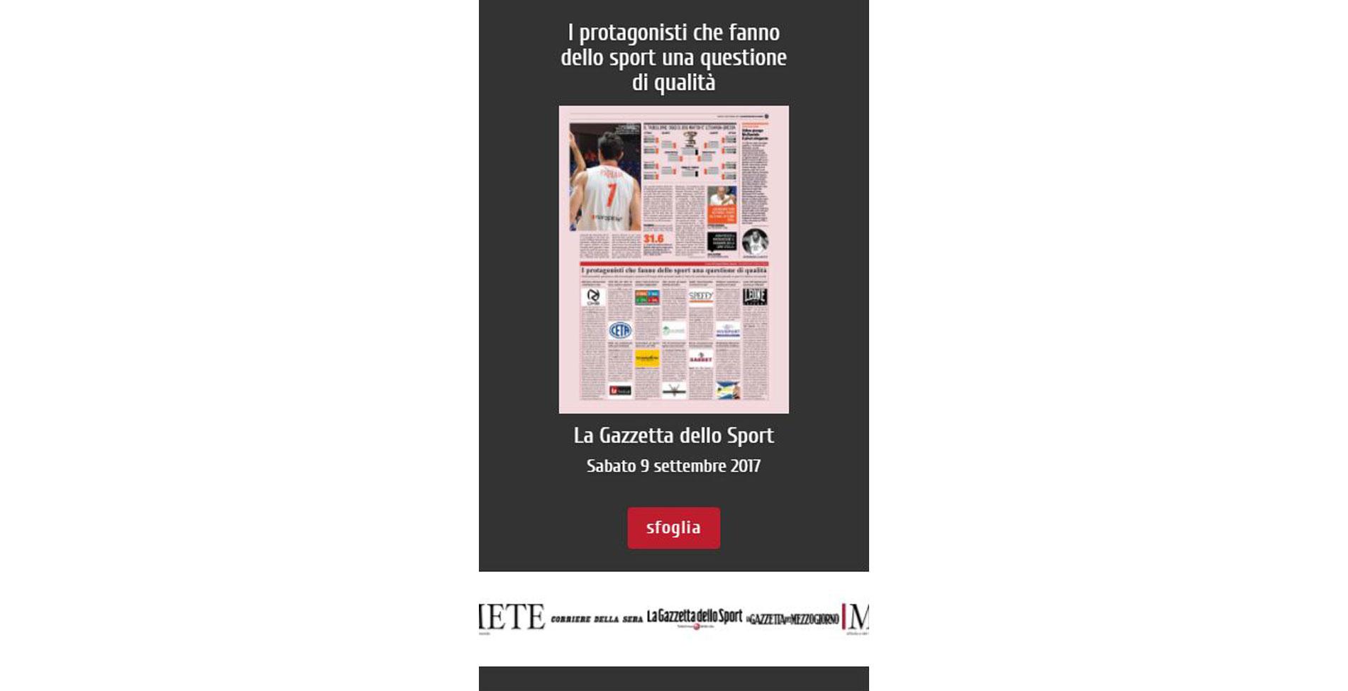 Sito web PMS Italia modalità smartphone